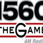 1560AM the Game