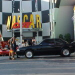NASCAR Cafe Car Show MMC