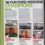'06 Fun Ford Weekend Champions — MM&FF