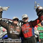 Force and Enders share Seattle podium