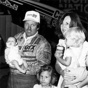 John Force's Racing family resulted in a future generation of racers
