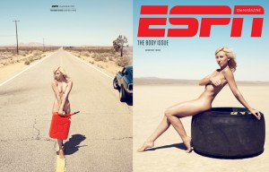 Courtney Force ESPN Body Issue