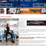 Drag Racing Online– Ortiz looking for Sponsorship