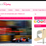 Featured Site: Chicas Racing