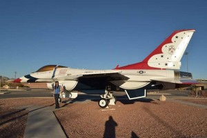 Nellis AFB Thunderbirds