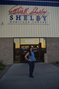 Carroll Shelby Museum
