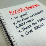 Resolutions for Racers