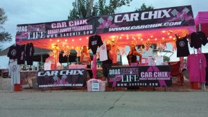 CarChix booth