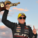 Erica Enders doubles up on Racer of the Year