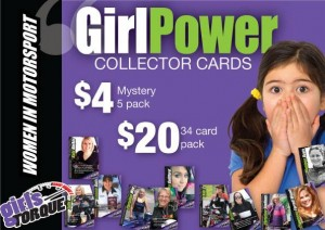 GirlPower Collector Cards