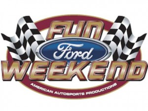Fun Ford Weekend logo