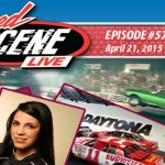 Speed Scene Live TV- Erica Ortiz returns