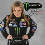 Brittany Force lands Monster Sponsorship