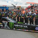 Monster Energy Top Fuel unveiled