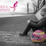 Pippa Mann's run at Indy 500 for Susan G. Komen