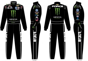 Brittany Force Monster Energy