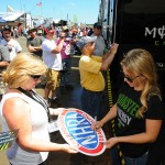 Brittany Force NHRA Top Fuel