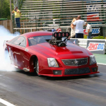 Dina Parise runner-up at IHRA Summer Nationals
