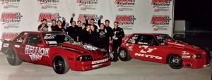 Team Hellion Winner Circle