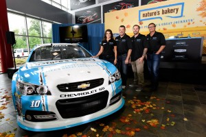 Nature's Bakery and Danica Patrick
