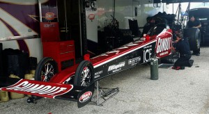 Dote Gumout Red Chrome dragster