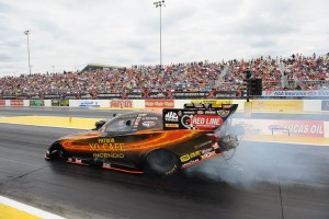 Second round loss for Alexis DeJoria