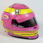Pippa Mann's Indy 500 helmet up for auction