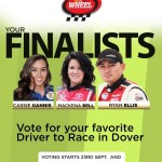 Female Racers seek votes to race NASCAR event