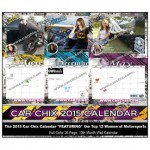 Carchix Women of Motorsports Calendar Contest