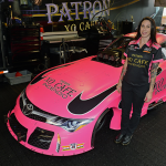 DeJoria Breast Cancer Awareness livery