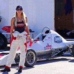 Leah Pritchett Open Wheel debut