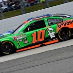Danica Patrick fined for Martinsville