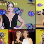 Ladies of NHRA Red Carpet 2015