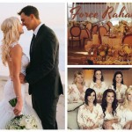 Courtney Force and Graham Rahal Wedding [VIDEO]