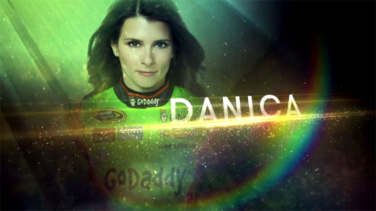 GoDaddy says goodbye and thank you to Danica Patrick as their sponsorship run comes to a close.