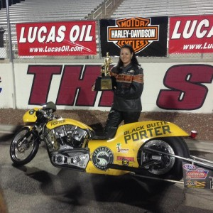 Janette Thornley Pro Fuel Champion