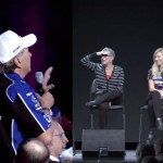 John Force asks Shirley Muldowney for Love Advice for daughter Courtney