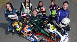 2015 Karting Magazine Female Driver of the Year Award nominees