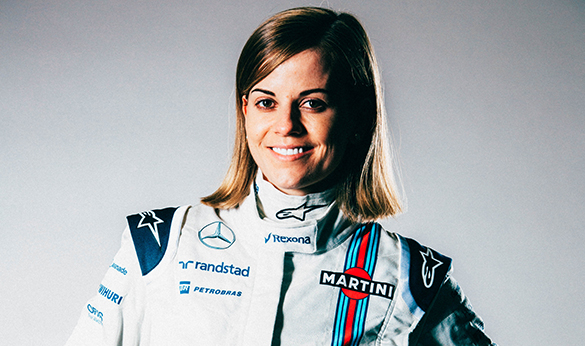 Susie Wolff retiring from driving at the end of 2015
