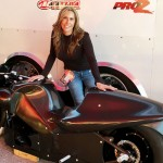 Valerie Thompson returns to NHRA
