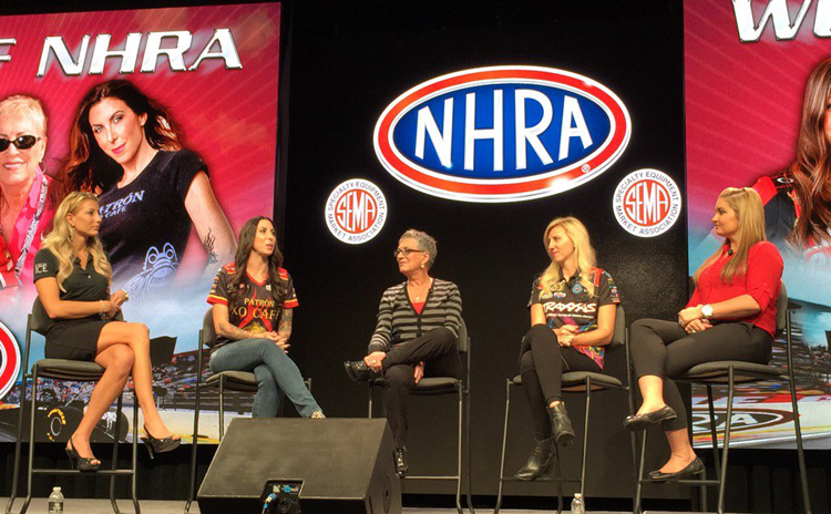 Women of Drag Racing