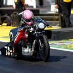 Victory Motorcycle driver Angie Smith eager to return