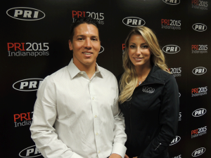 Leah Pritchett joins Bob Vandergriff Racing