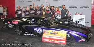 Melanie Salemi wins Dragstock XII in Pro Boost