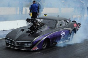 Melanie Salemi G-Force 68 Pro Boost Firebird