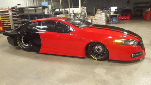 Erica Enders new Dodge Pro Stock