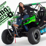 Teryx Girls ready for 'The Hammer'