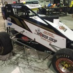 Harli White begins 2016 with return to Chili Bowl