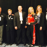 Larsen Motorsports wins Innovation award