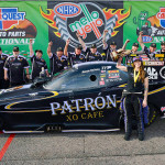 100th Race for Alexis DeJoria